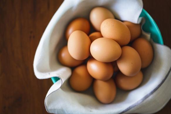 eggs+GM